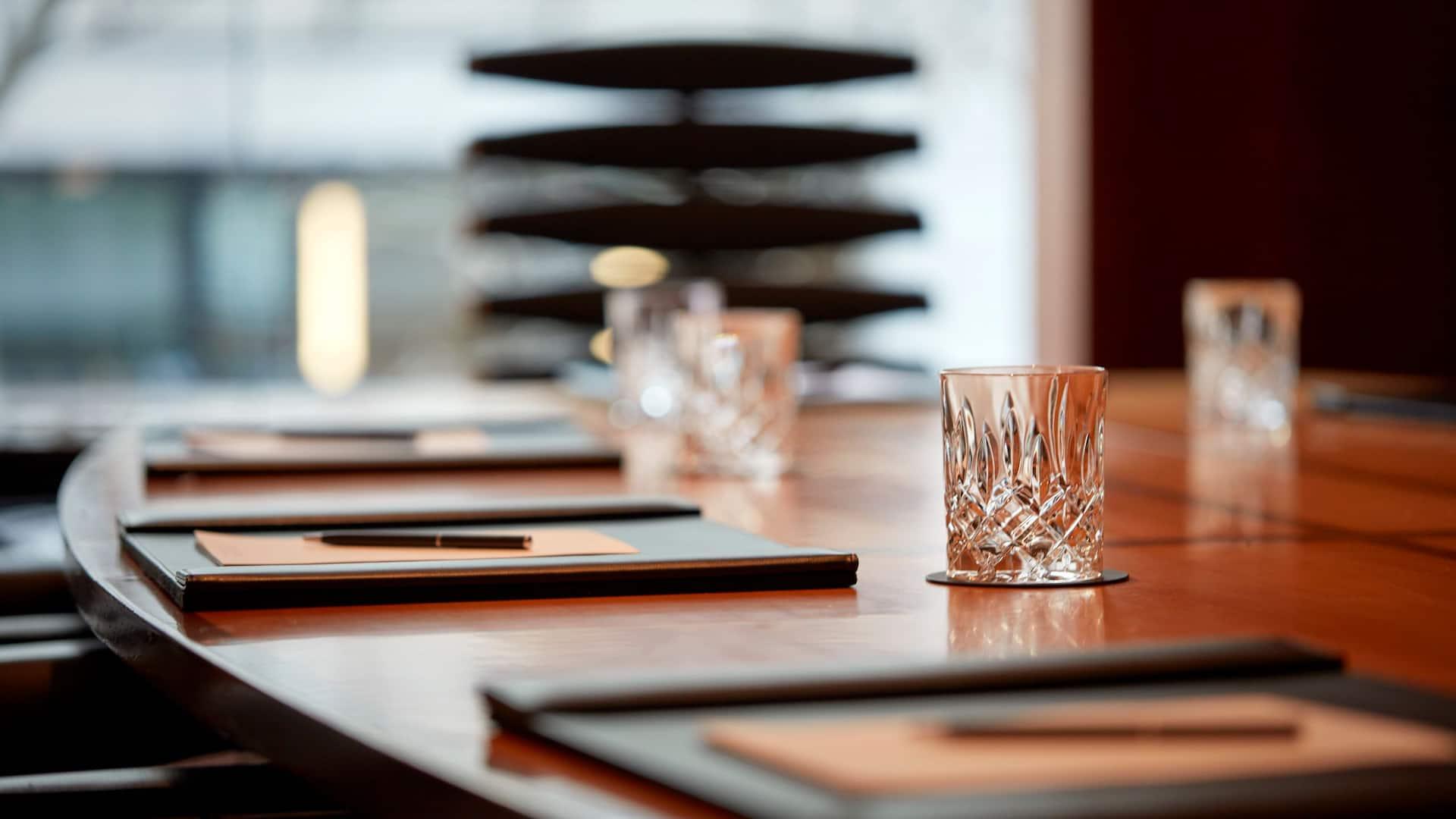 Park Hyatt Zurich Boardroom