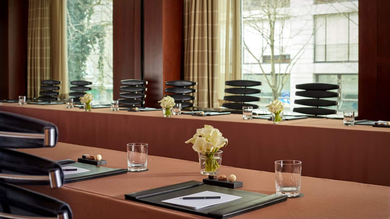 Park Hyatt Zurich Meeting Room Shanghai