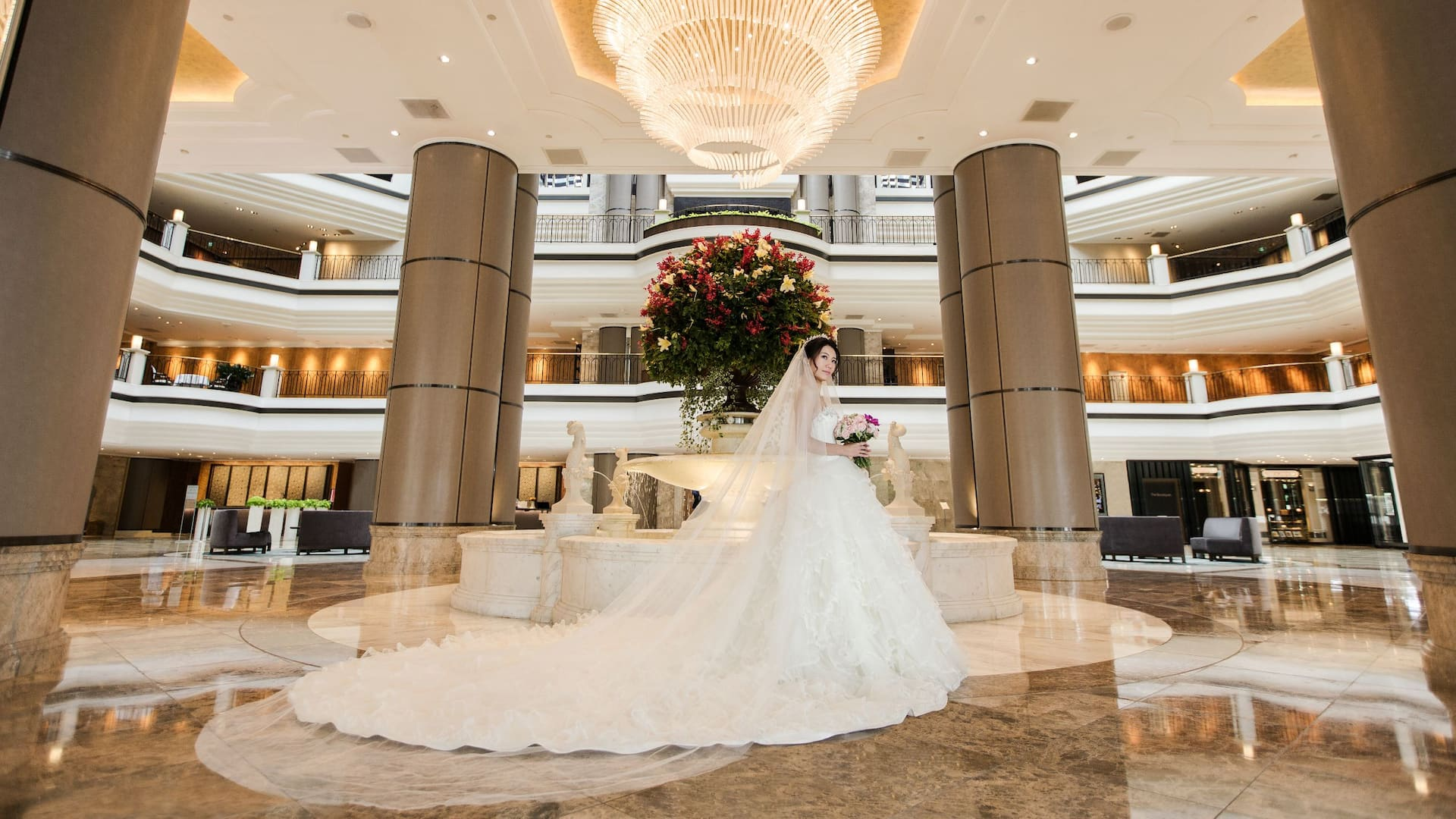 Grand Hyatt Taipei Weddings
