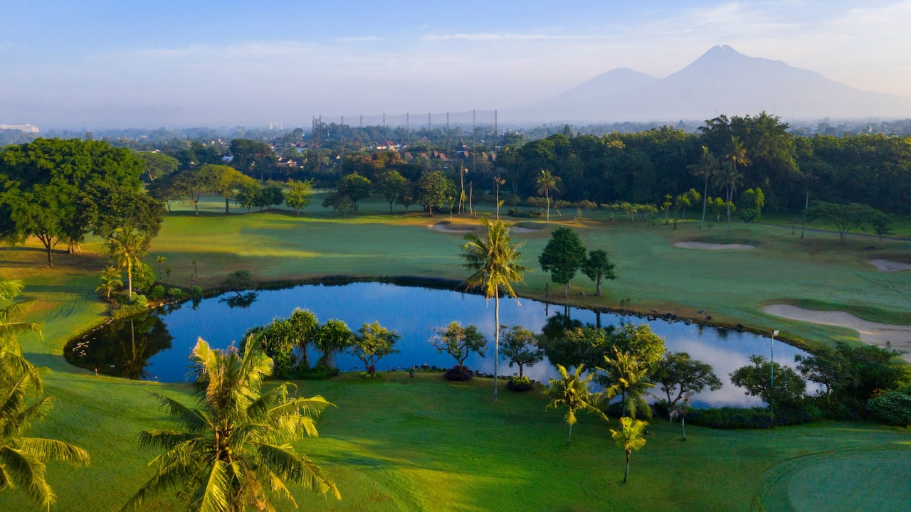 Hyatt Regency Yogyakarta Nine-hole Golf Course