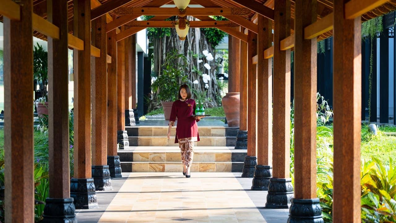 5 Star Hotel Hyatt Regency Yogyakarta, Indonesia