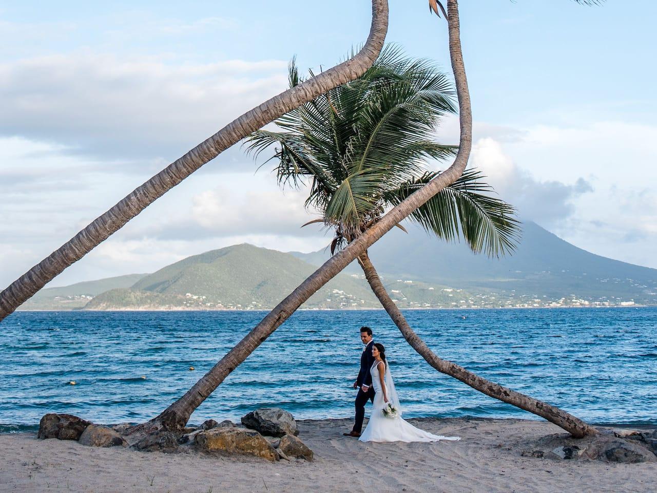Park Hyatt St. Kitts Christophe Harbour Caribbean Weddings