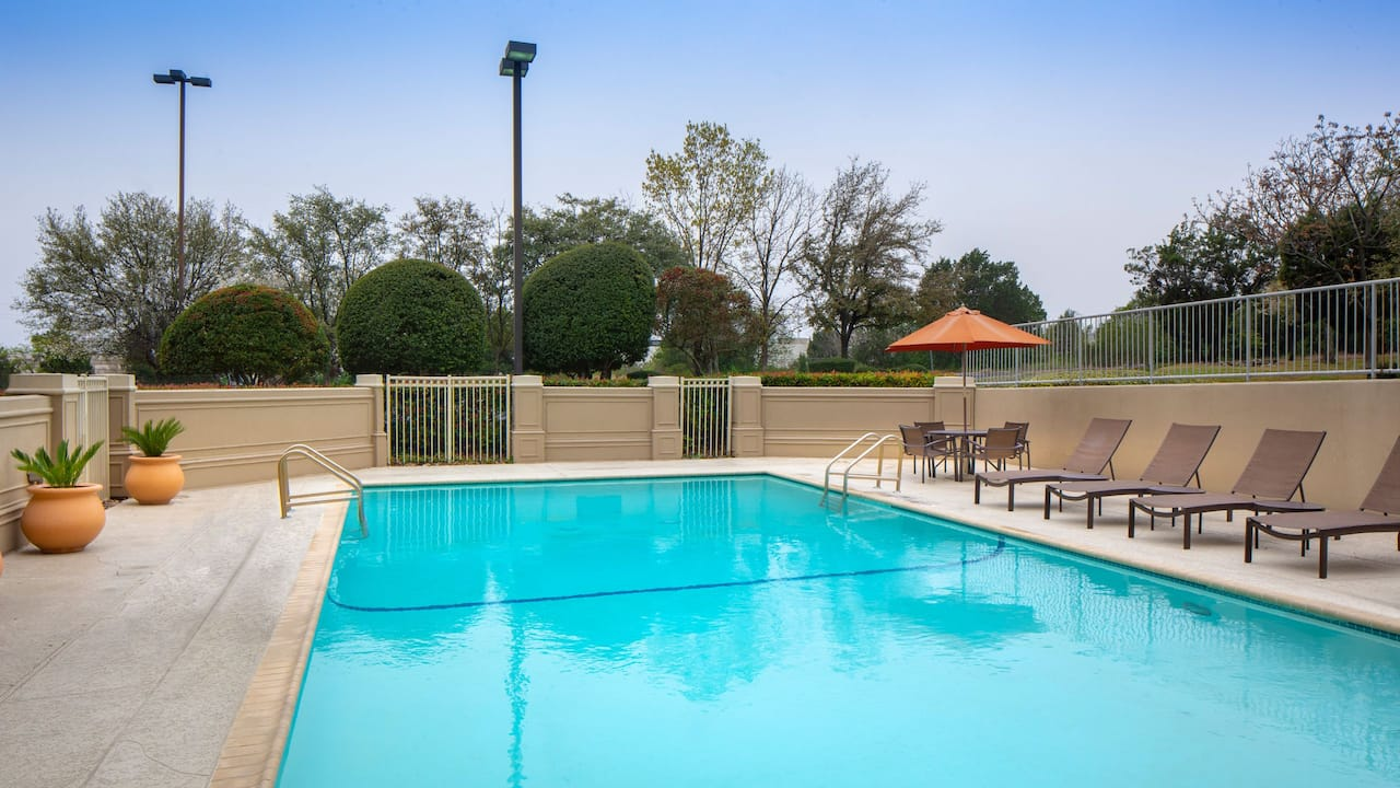 Hotel in Northwest Austin with outdoor pool at Hyatt Place Austin / Arboretum