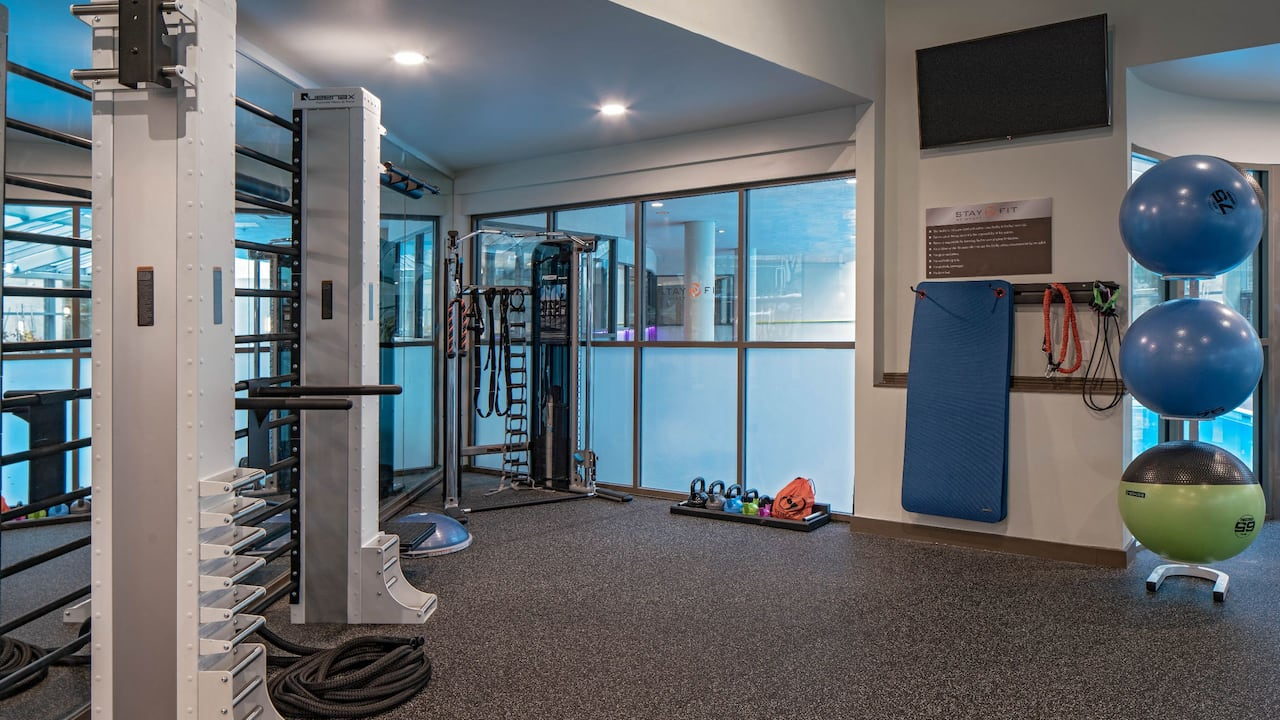 Hyatt Regency Denver Tech Center Fitness Center