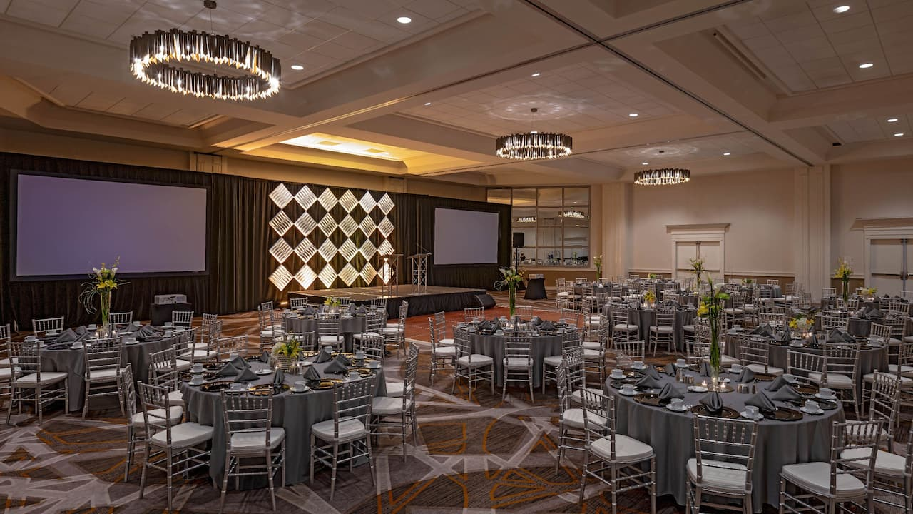 Grand Mesa Ballroom and Atrium