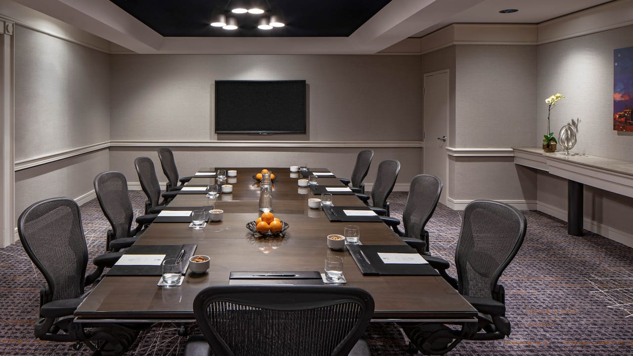 Hyatt Regency Denver Tech Center Bristlecone and Thunderpass Boardrooms