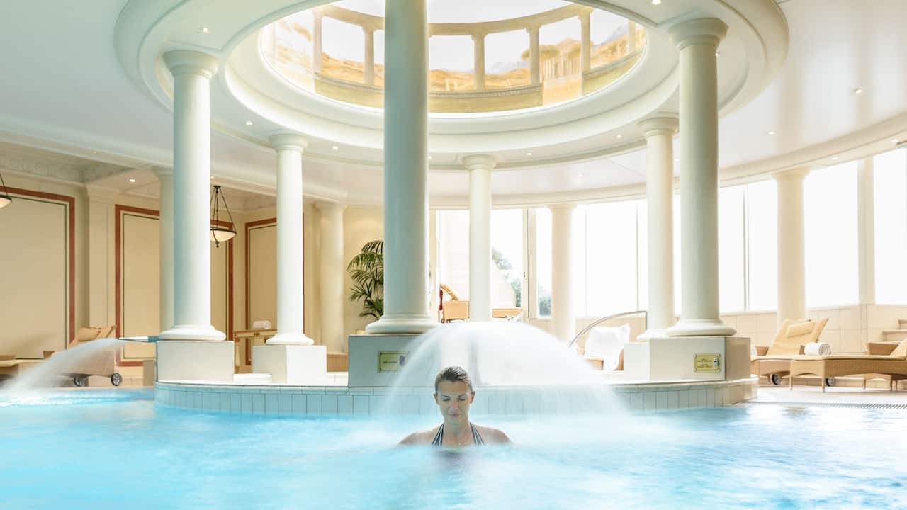 Spa Imperial in Biarritz Hotel du Palais