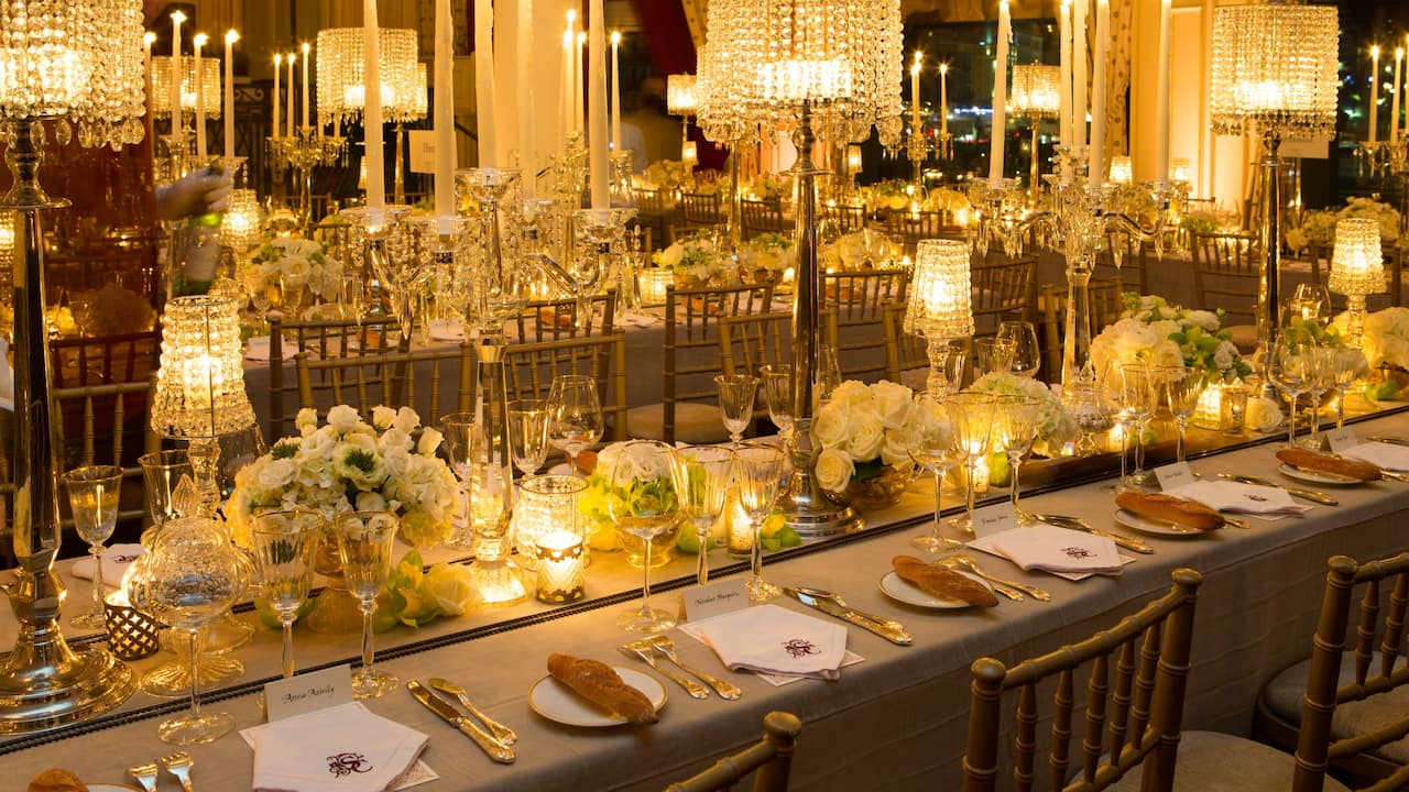 Wedding at Hotel du Palais Biarritz