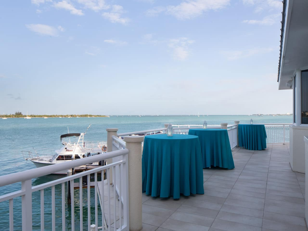 Hyatt Centric Key West Hotel with Wedding Catering Services