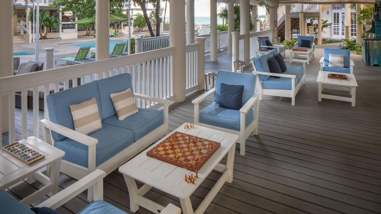 Key West Recreation Veranda
