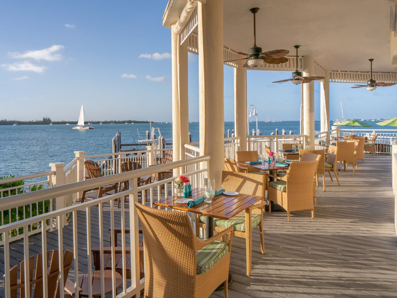SHOR Restaurant Patio at Hyatt Centric Key West