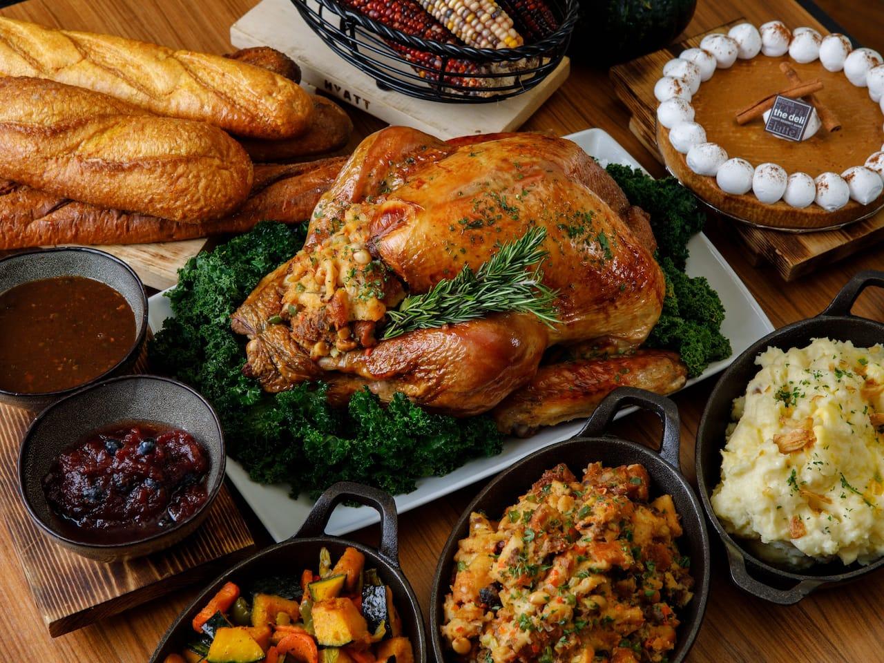 Turkey Ordering