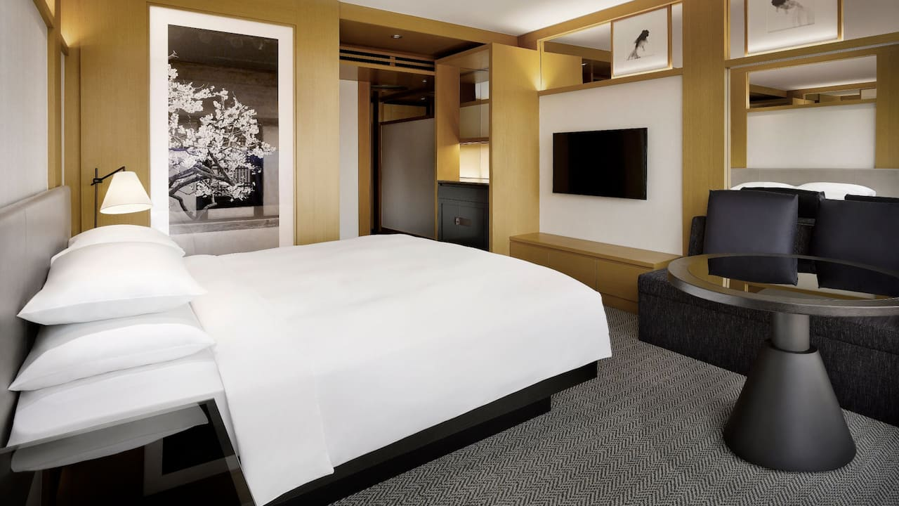 Grand Hyatt Seoul – Standard Room with 1 King Bed