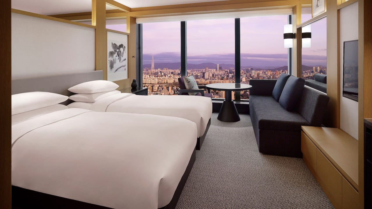 Grand Twin City View at Grand Hyatt Seoul