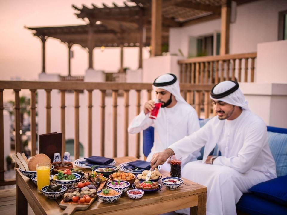 Ramadan at Cafe Arabesque - Park Hyatt Dubai