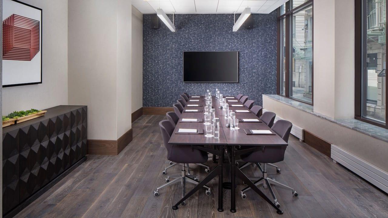 Meetings at Hyatt Centric Faneuil Hall Boston
