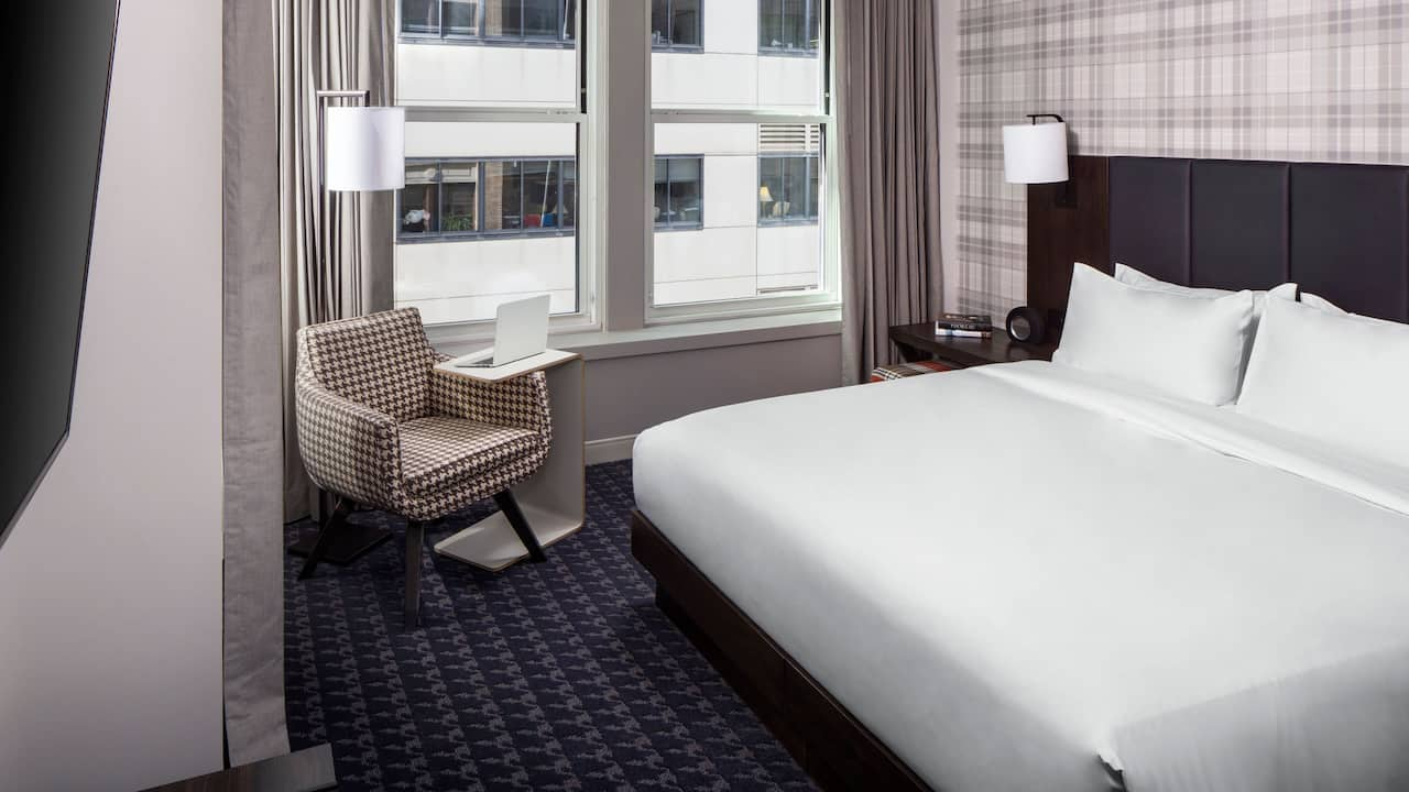 Room with King Bed Hyatt Centric Faneuil Hall Boston