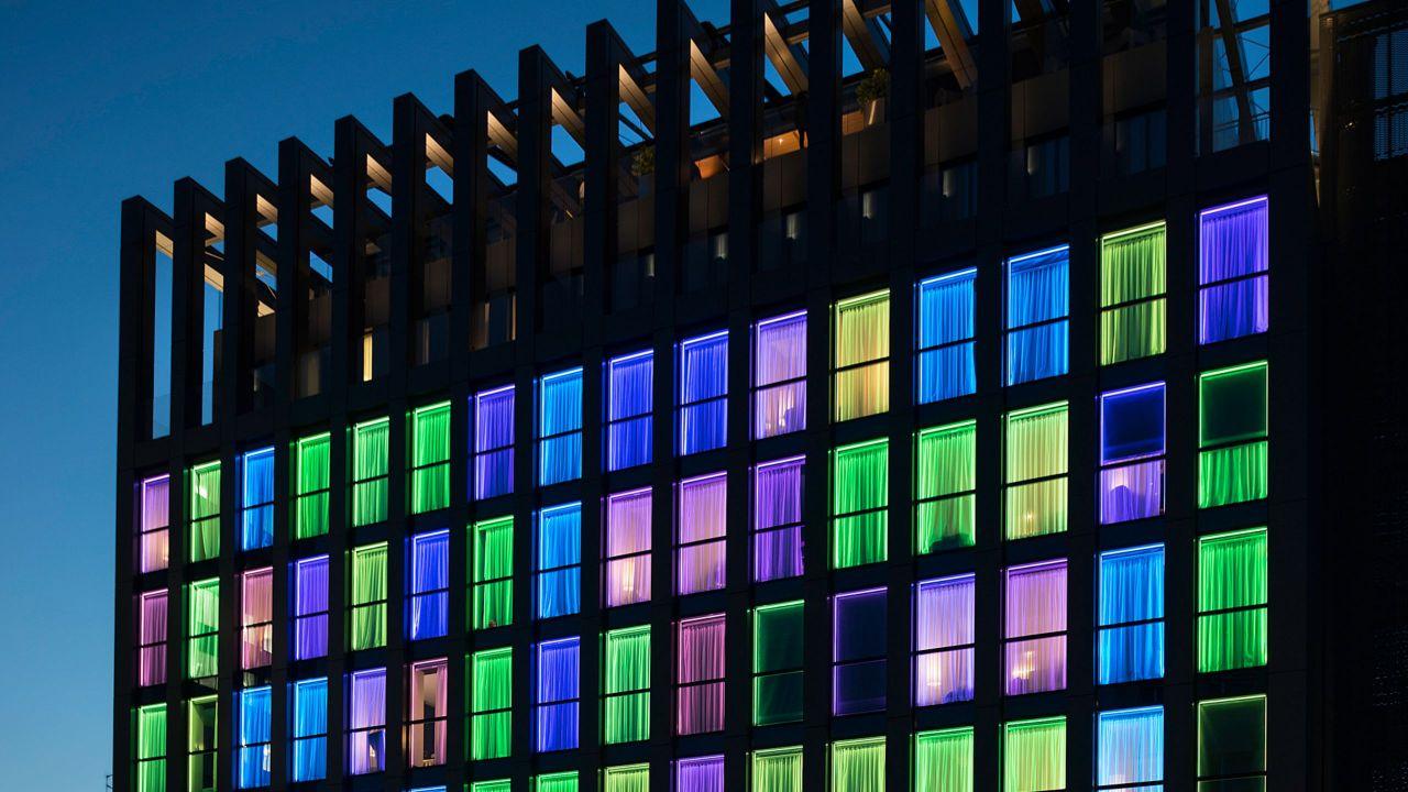 Hyatt Centric Milan Exterior