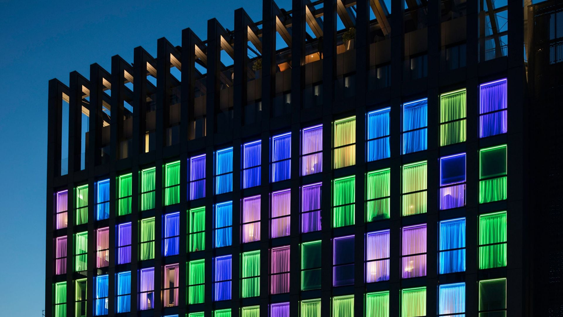 Hyatt Centric Milan Centrale exterior