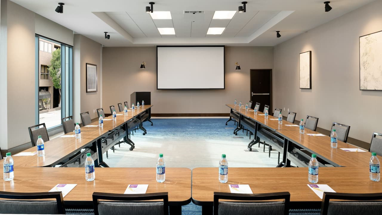 U-Shape Meeting Space at Hyatt Place Pasadena