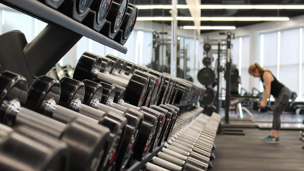 Equipment Fitness Center