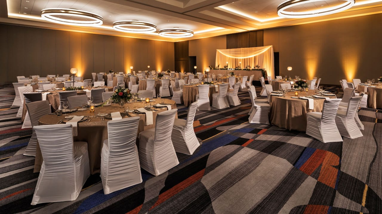 Central Station Grand Ballroom Wedding