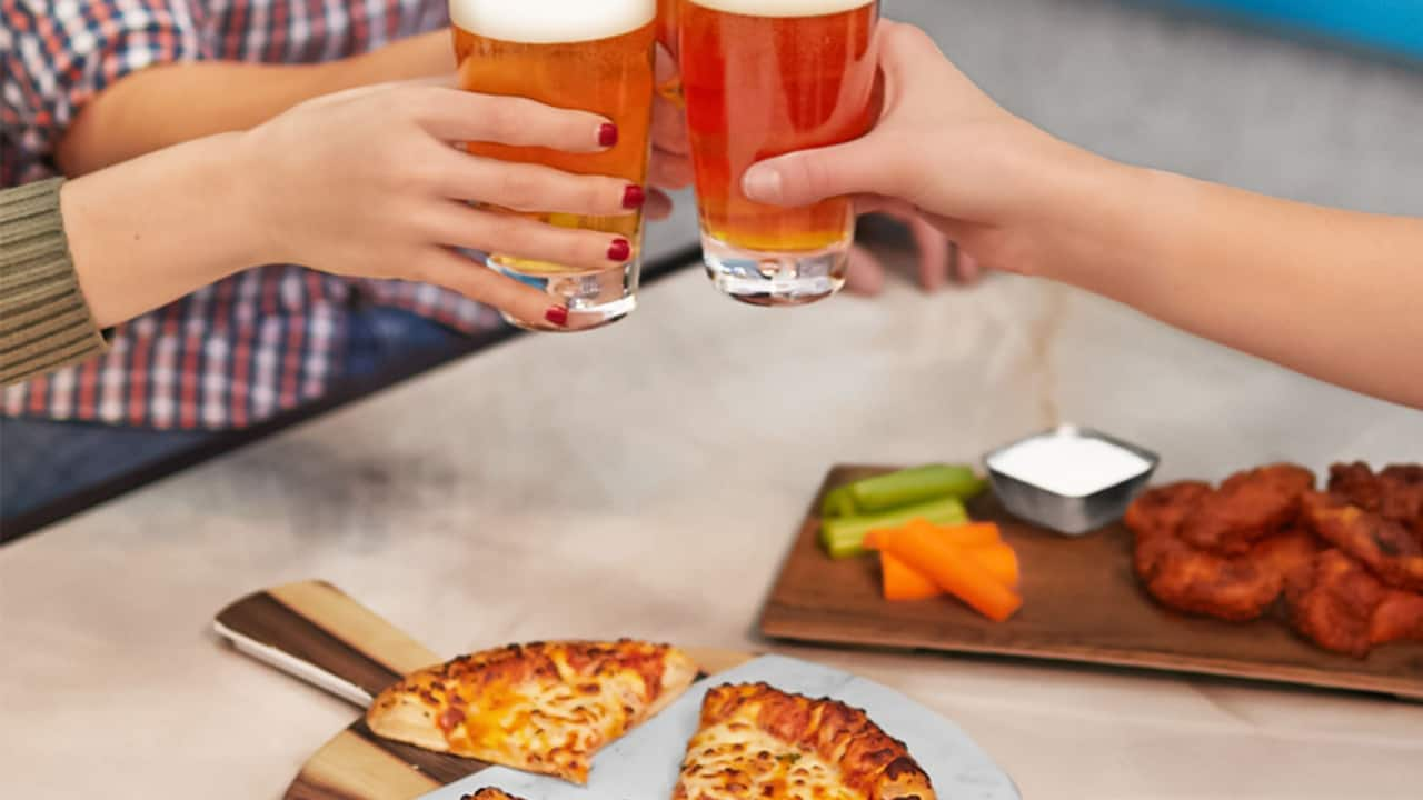 Unlimited Beer & Pizza at Focaccia