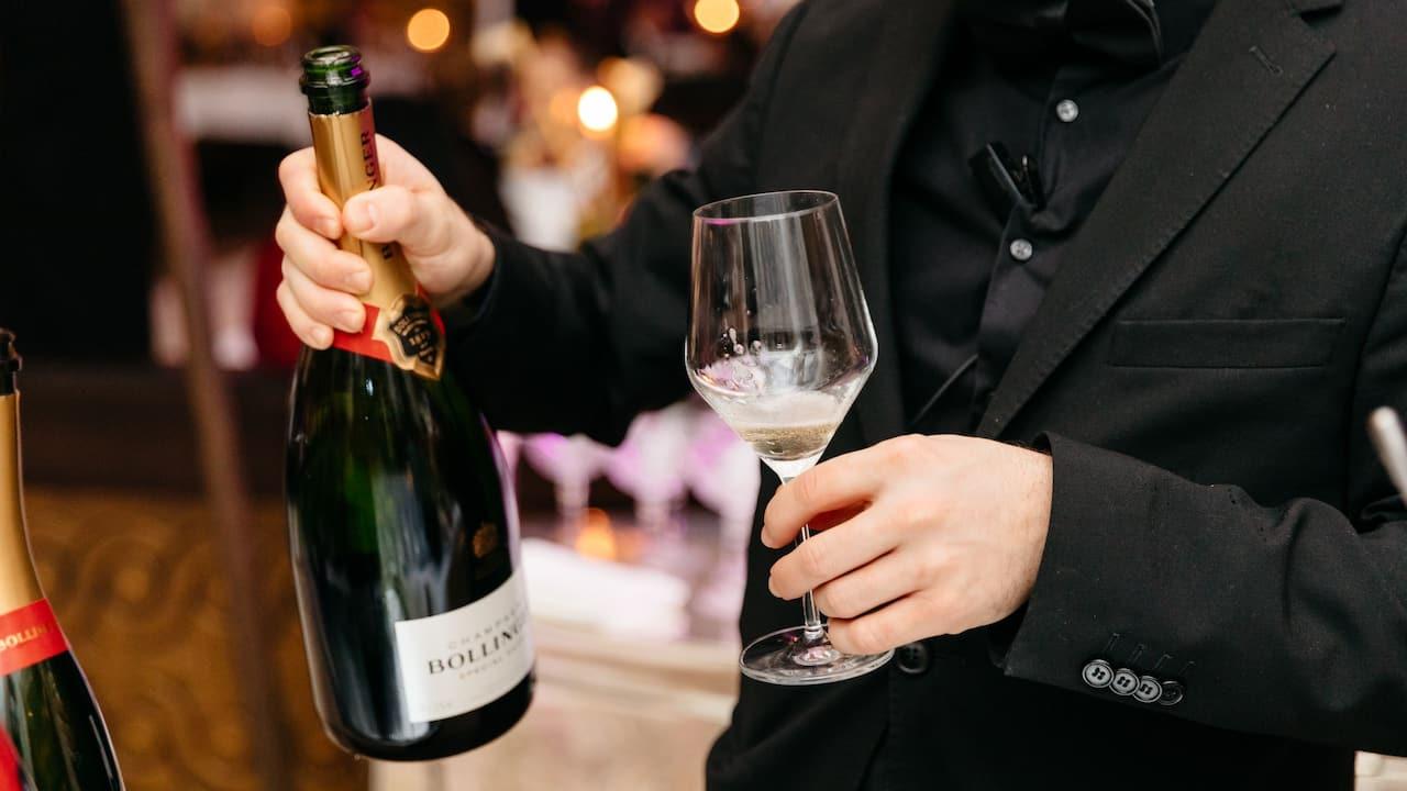 New Year's Eve Gala Dinner by VORO Park Hyatt Mallorca