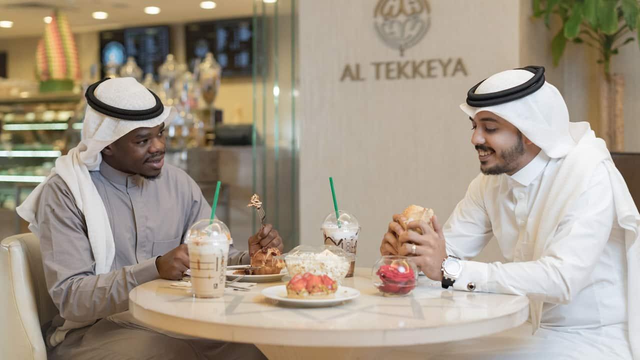 Hyatt Regency Makkah Altekkaya