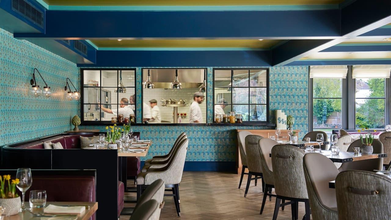 Monkey Brasserie Kitchen