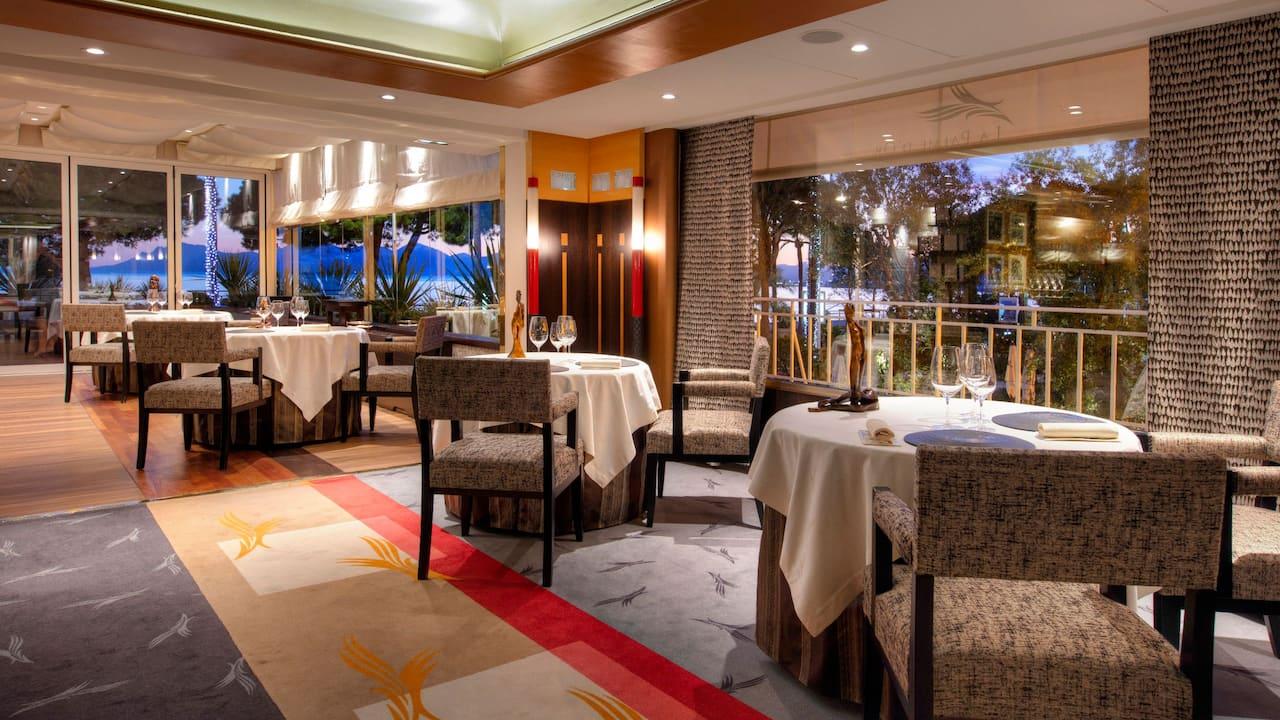 Restaurant ''La Palme d'Or''