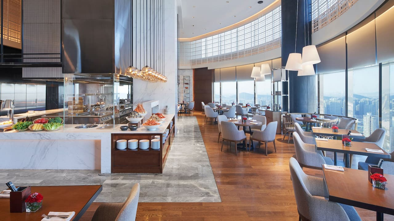Hyatt-Regency-Xuzhou Market-Cafe