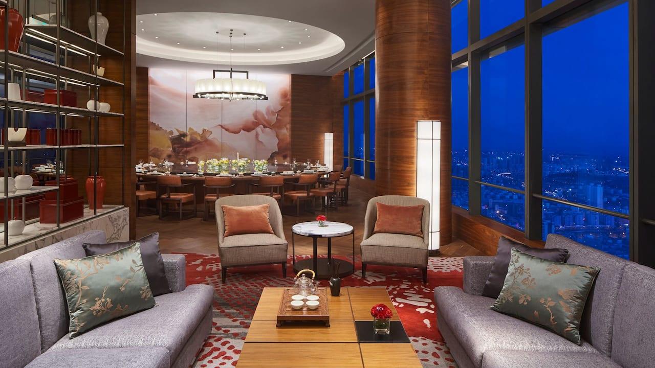 Hyatt-Regency-Xuzhou Xiang-Yue-Lounge