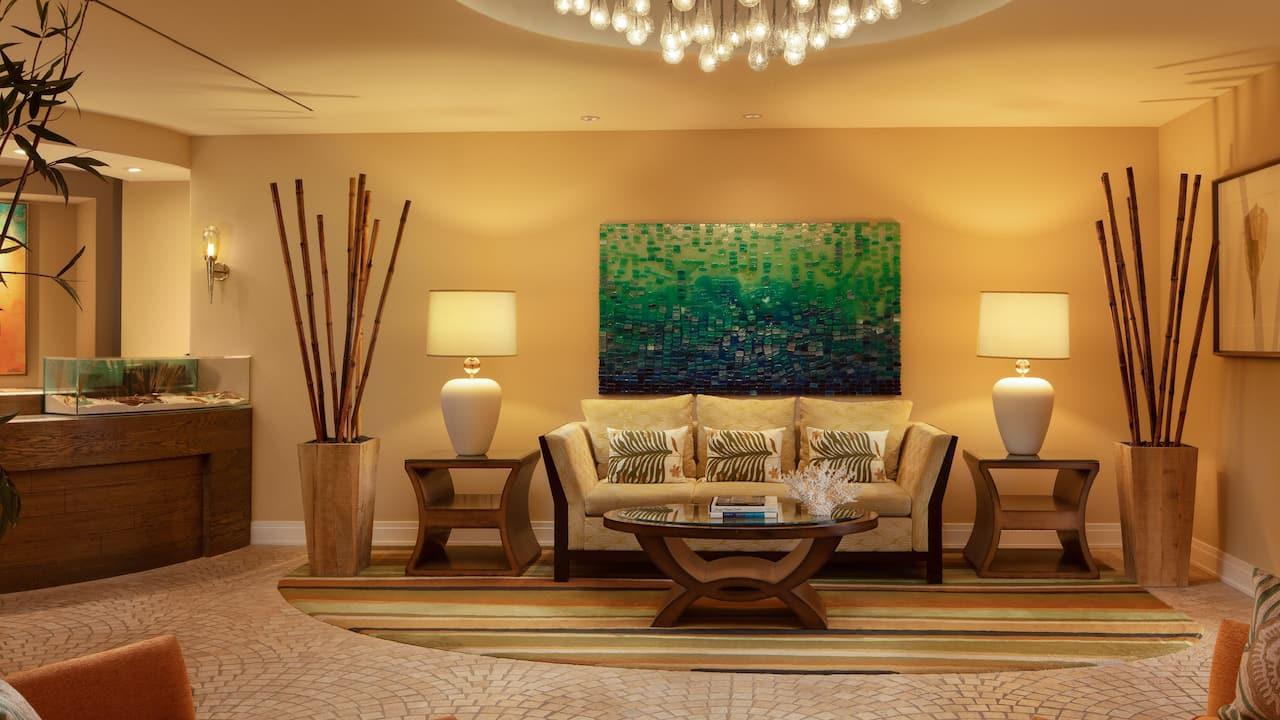 Hyatt Residence Club Sarasota Siesta Key Beach Lobby