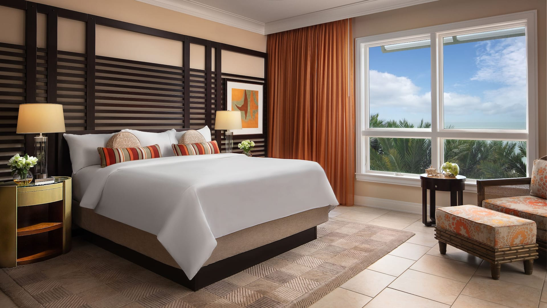 Hyatt Residence Club Siesta Key Master Bedroom
