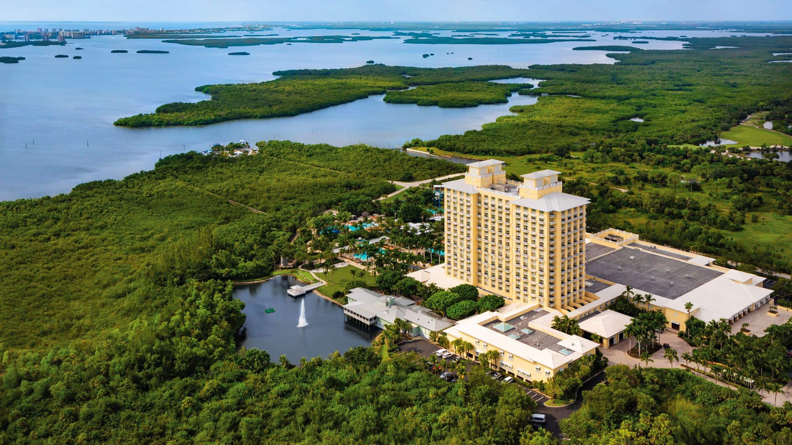 Hotel With Lazy River Near Naples Fl Hyatt Regency