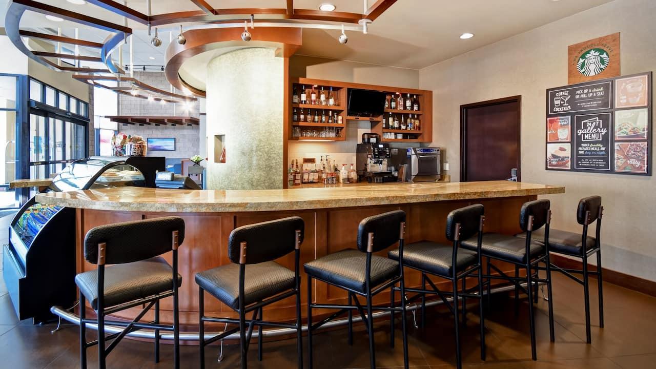 Hyatt Place Phoenix Gilbert Coffee to Cocktails Bar