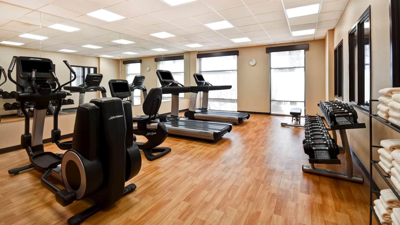 Hyatt Place Phoenix Gilbert Fitness Center