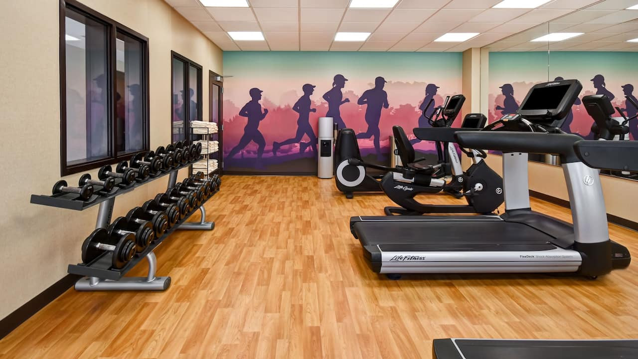 Hyatt Place Phoenix Gilbert Fitness Center