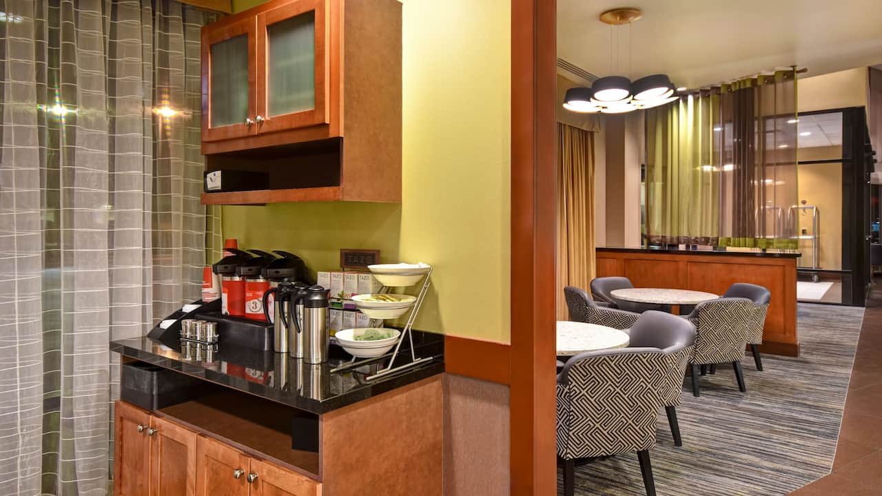 Hyatt Place Phoenix Gilbert Coffee Station