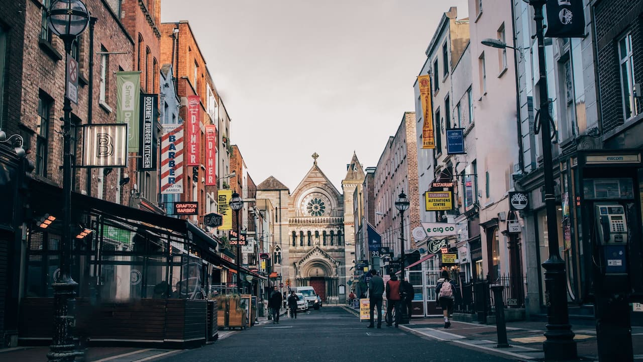 Explore Dublin City