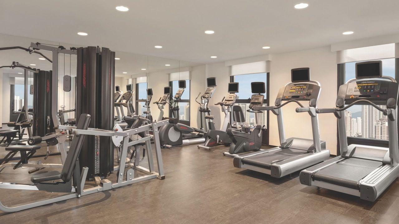 Hyatt House Fitness Center