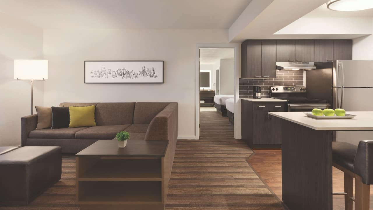 Two Bedroom Trio Suite