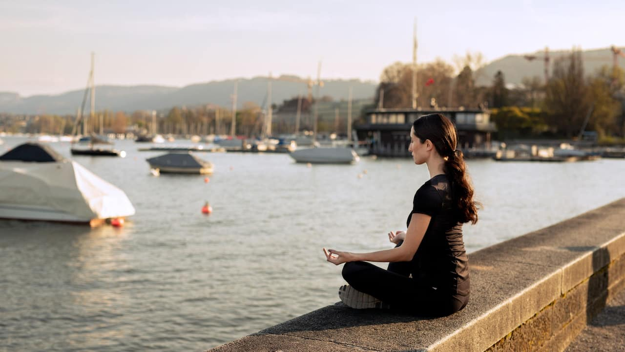 Park Hyatt Zurich Lake Meditation
