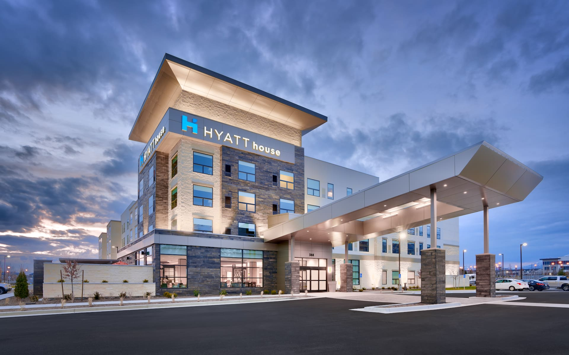 Hyatt House Provo Pleasant Grove Exterior