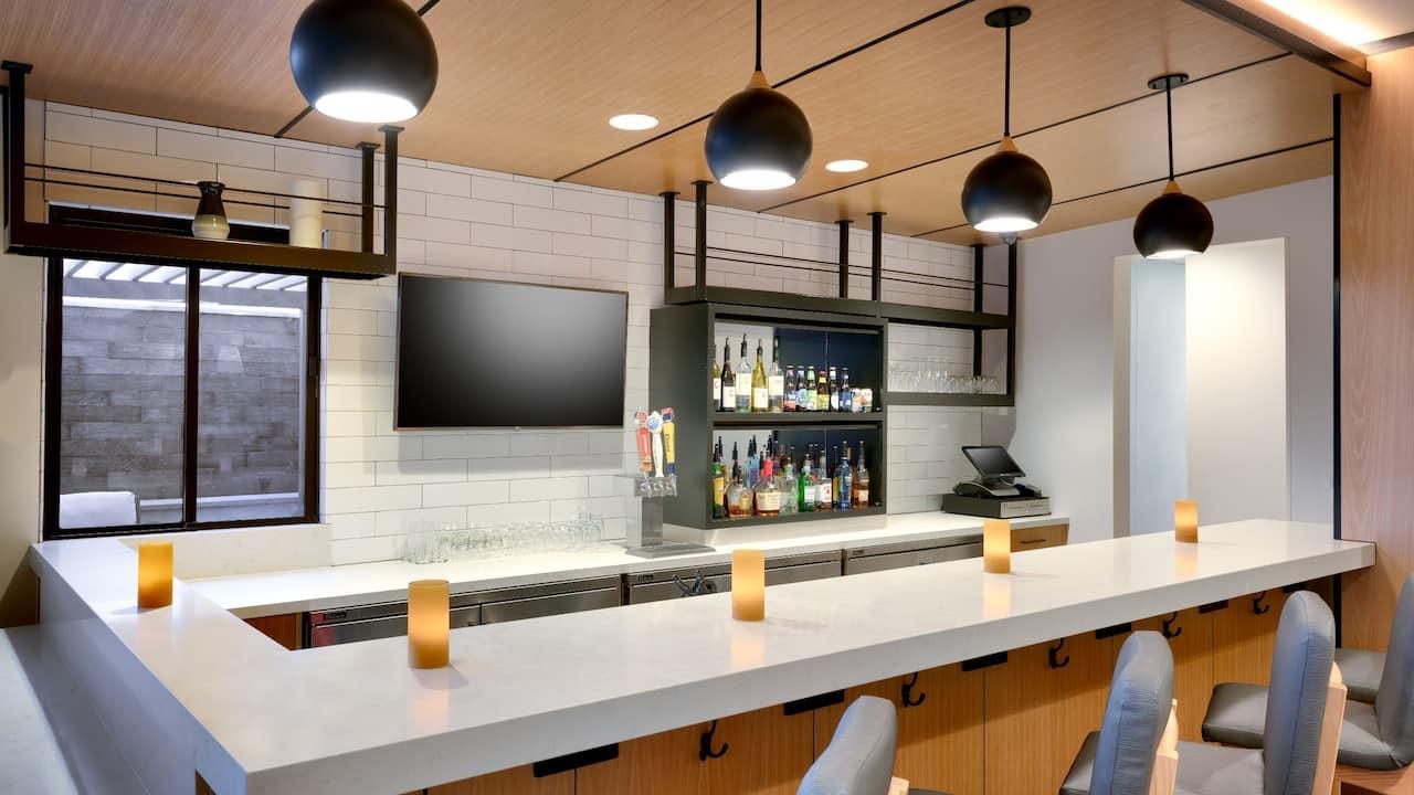 Hotel Lobby Bar