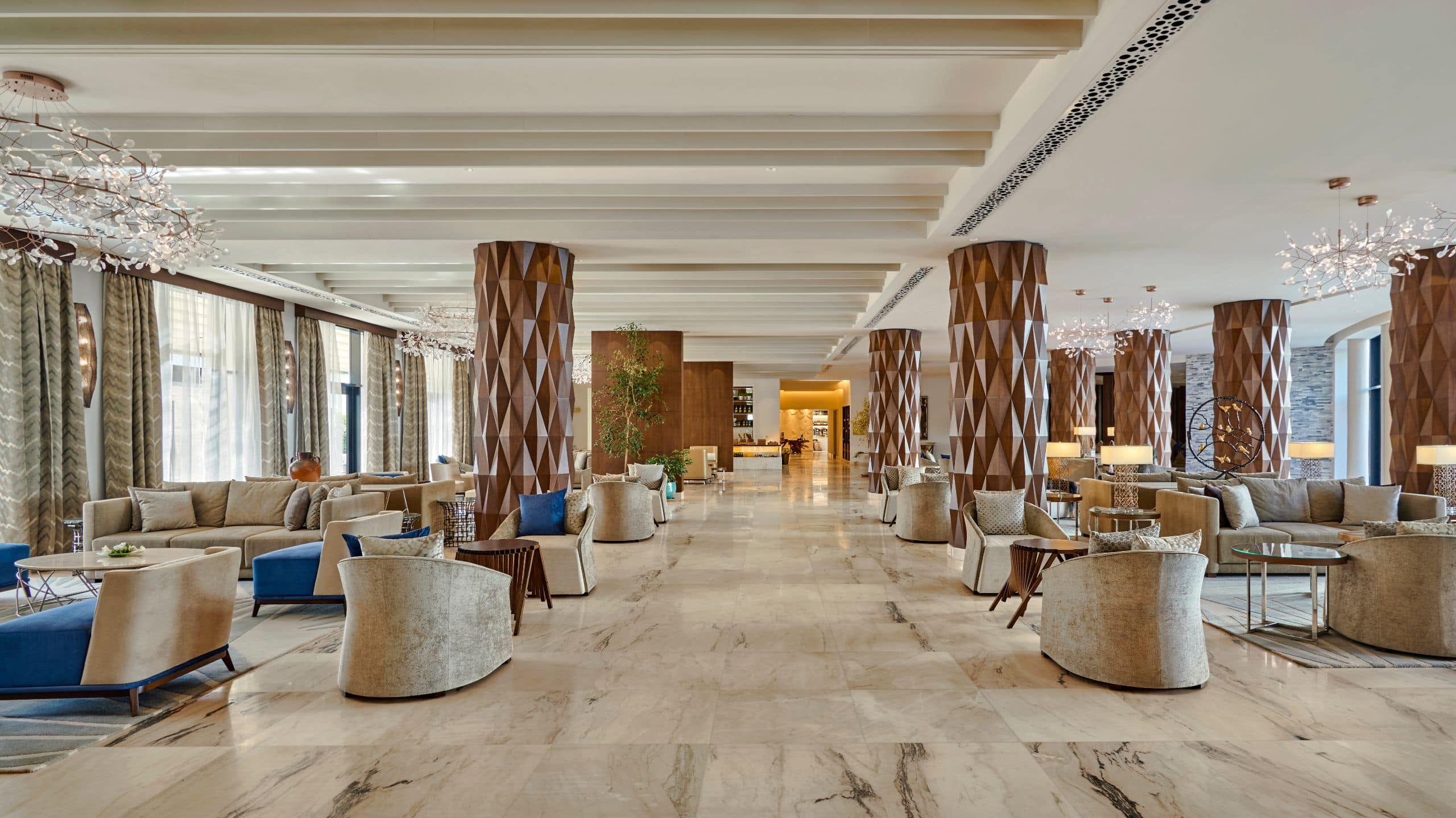 Upscale Hotel in Meskel Square|Hyatt Regency Addis Ababa