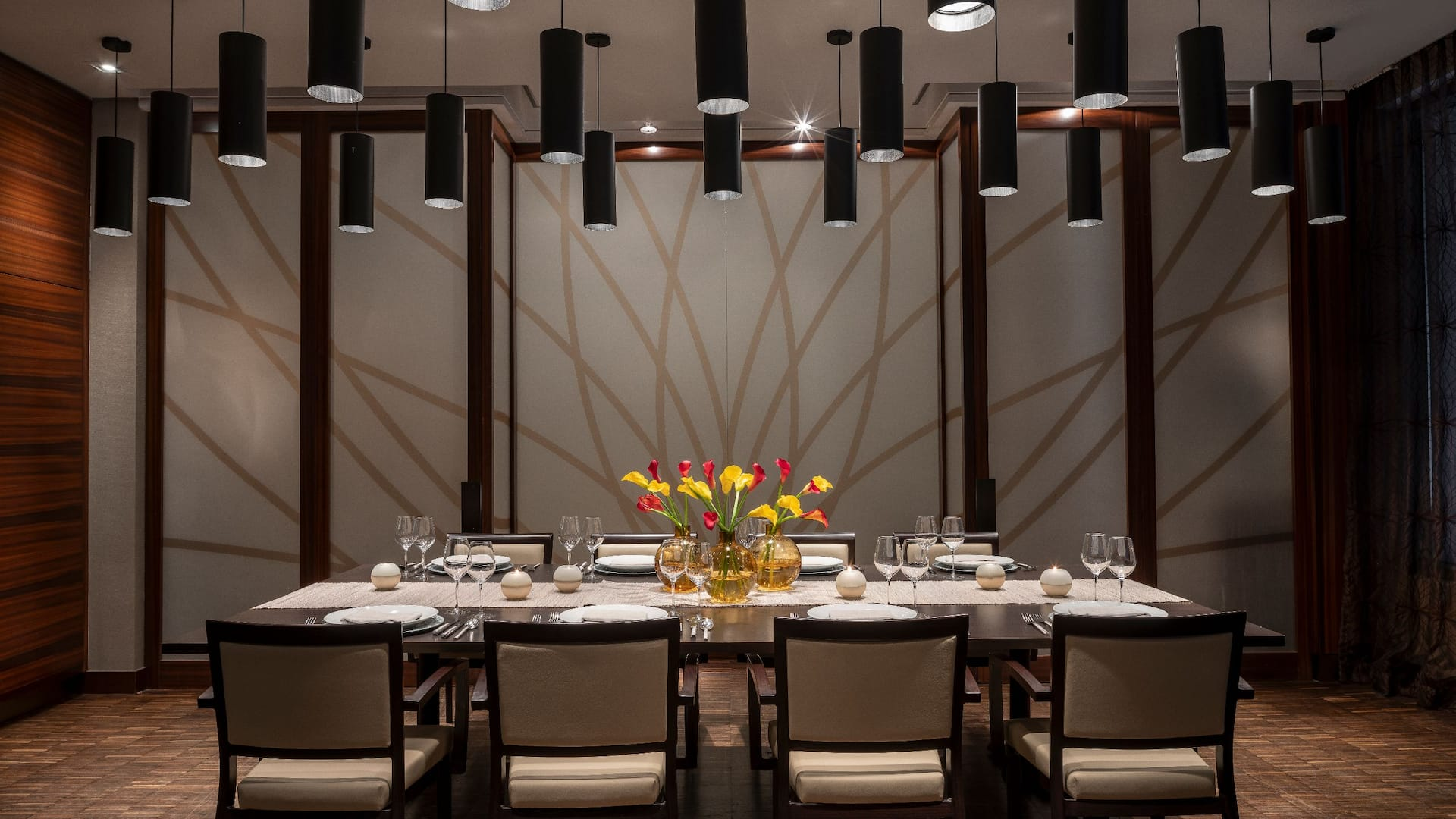 Private Dining Room at Andaz Wall Street