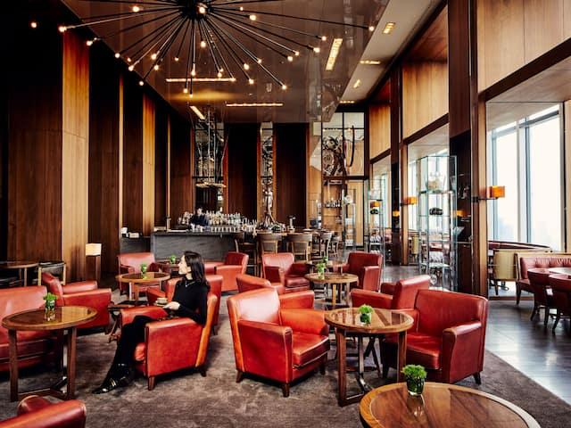 Andaz Tokyo Toranomon Hills, The Tavern Lounge Daytime