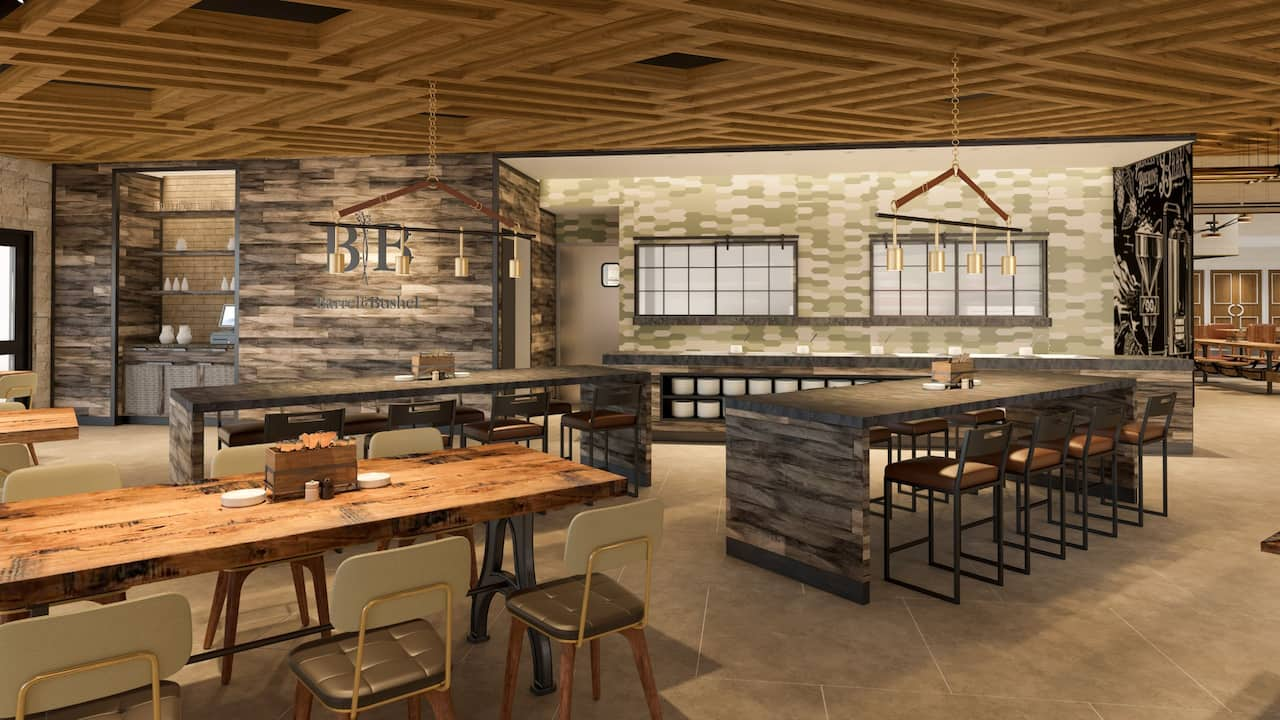 Bushel and Barrel Kitchen